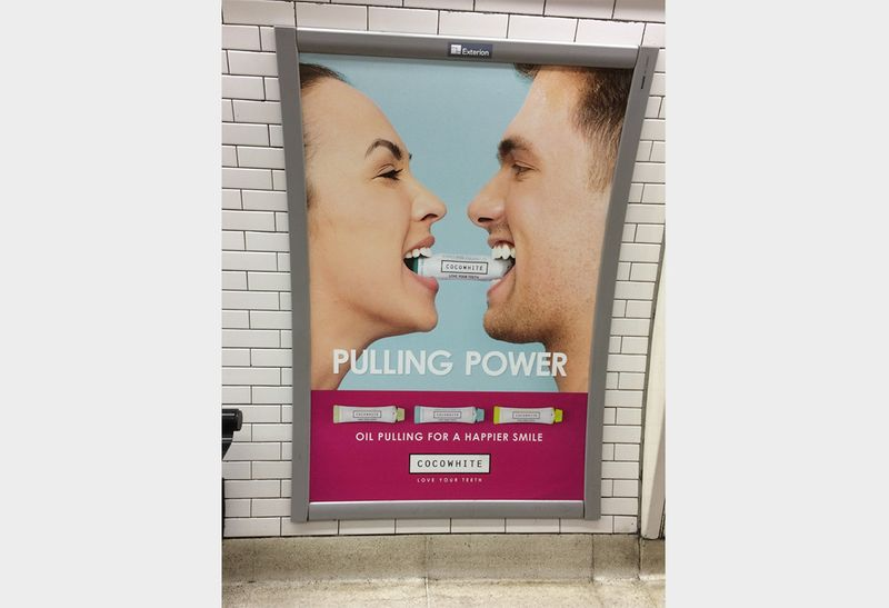 Cocowhite End-to-End OOH Campaign