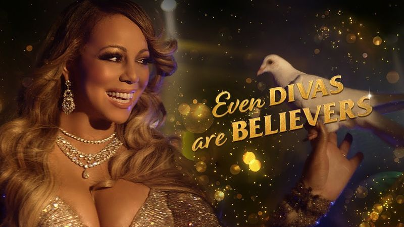 Even Divas Are Believers Campaign