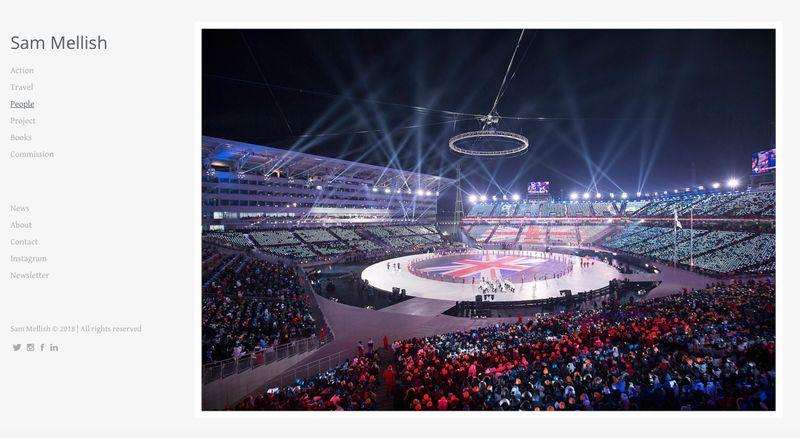 Pyeongchang Winter Olympics 2018 for Team GB