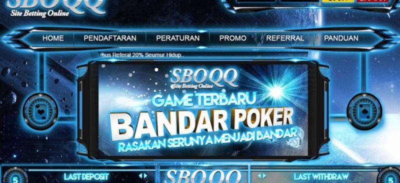 Situs Sbodomino99 Terbaik Dalam Permainan Agen BandarQ Online