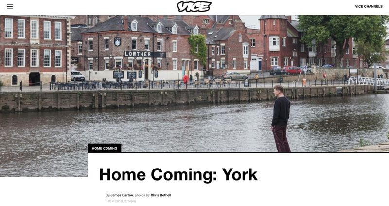 Vice: Home Coming York