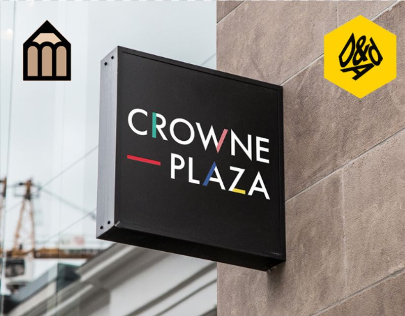 Crowne Plaza: Work. Connect. Play. D&AD New Blood 2017 Winning Entry