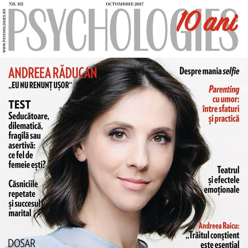 Psychologies Cover Stories