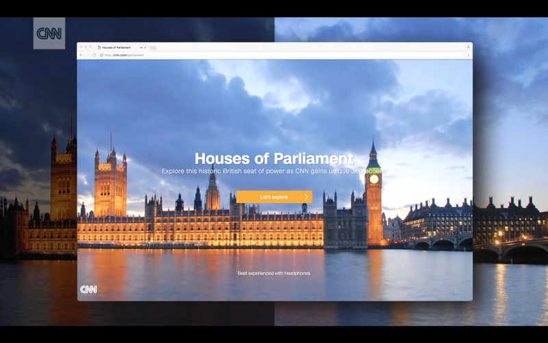 CNN Houses of Parliament