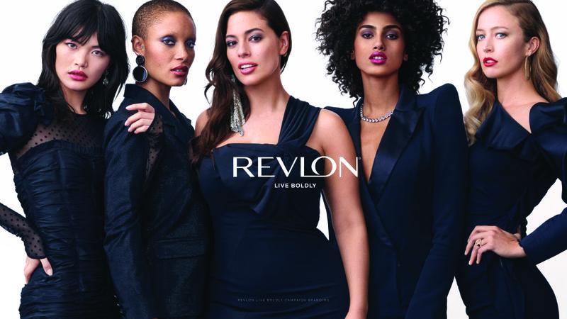 Revlon Live Boldly Campaign