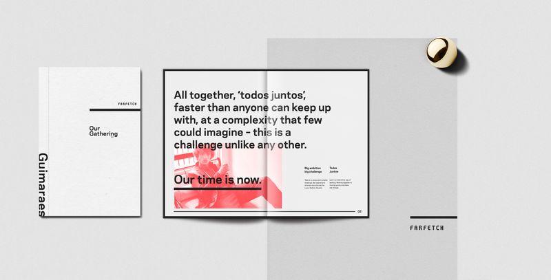 Farfectch - Brand Experience Design