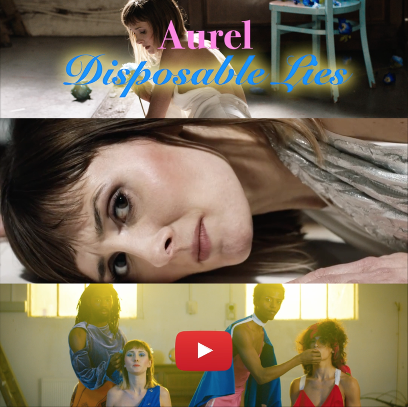 Aurel- Disposable Lies (Music Video)