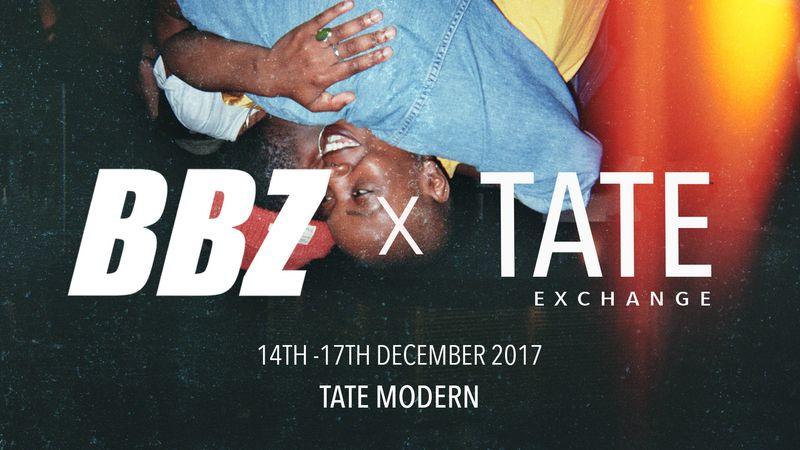 BBZ X TATE EXCHANGE