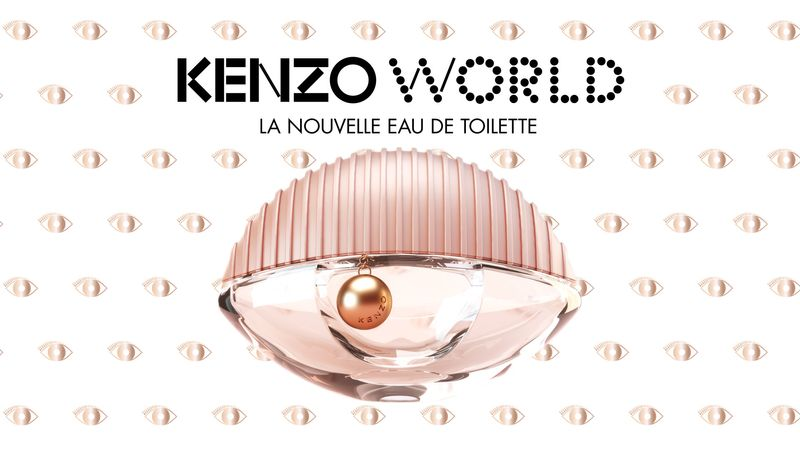 KENZO WORLD - The New Eau De Toilette