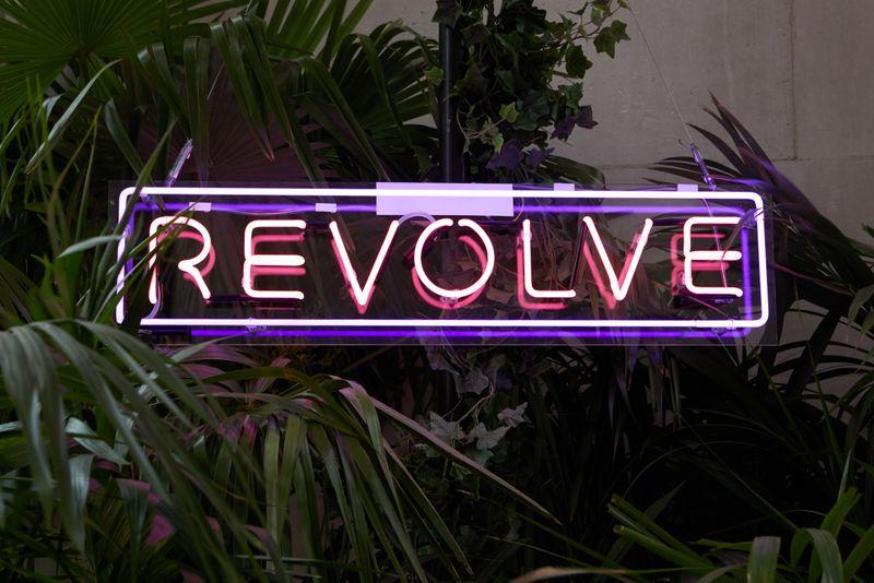 Hire it x Revolve