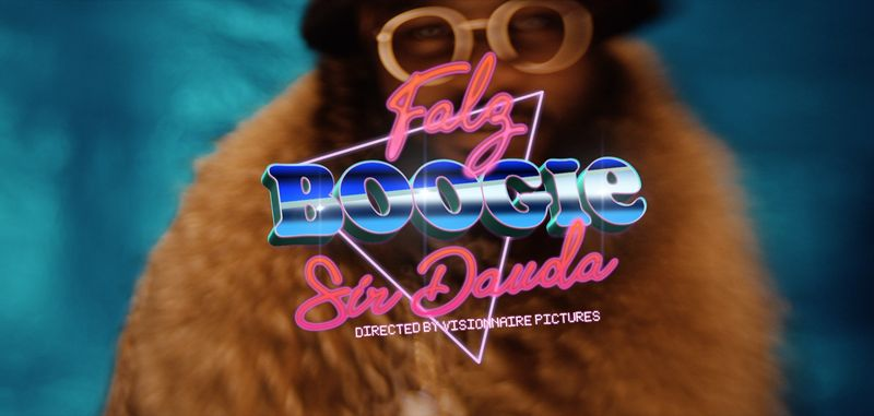 Boogie music  video