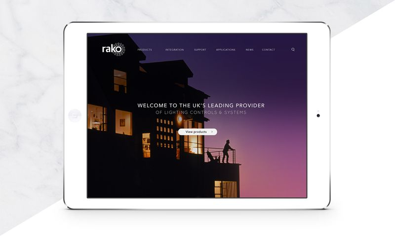 Rako Lighting Controls