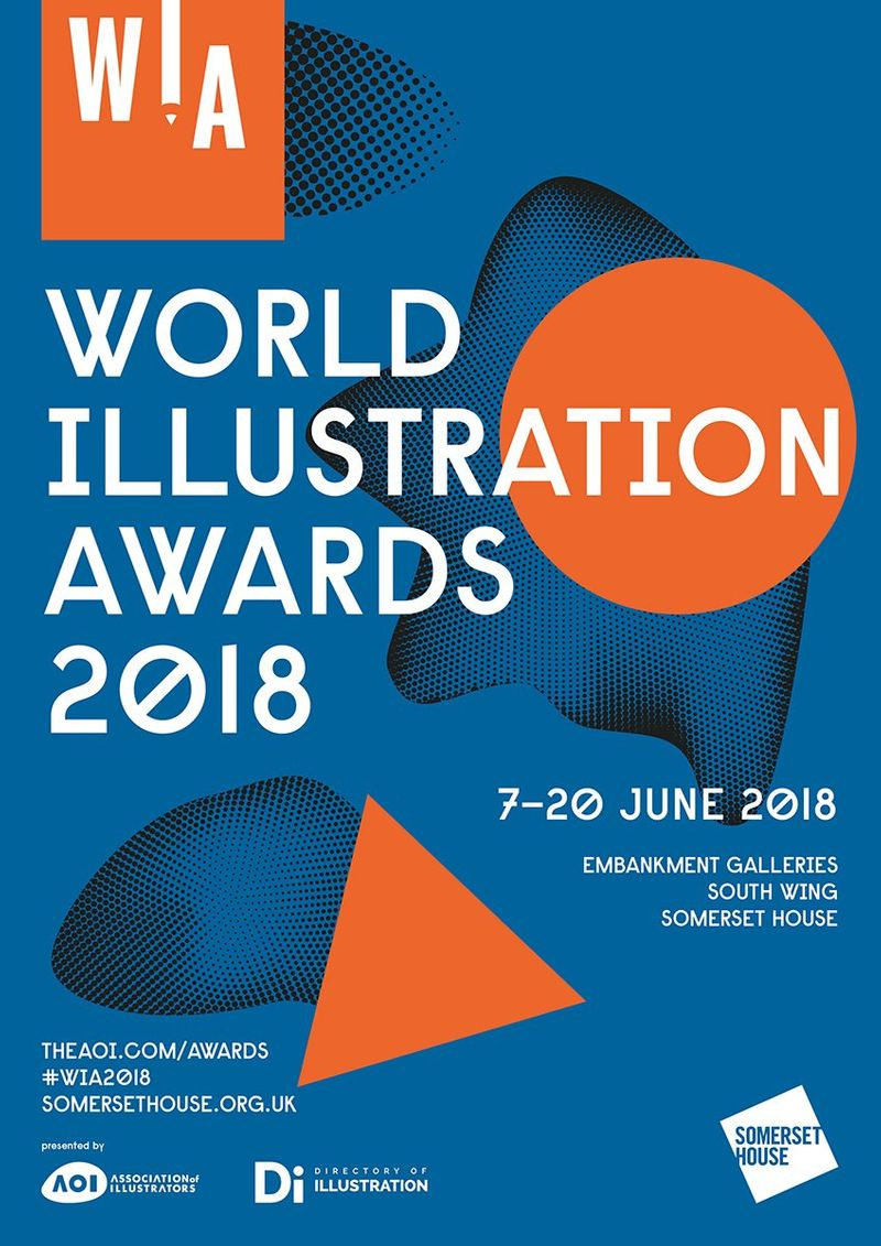 World Illustration Awards 2018 Exhibition