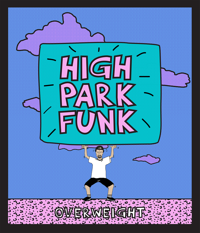 HAND PICKED X HIGH PARK FUNK - OVERWEIGHT EP