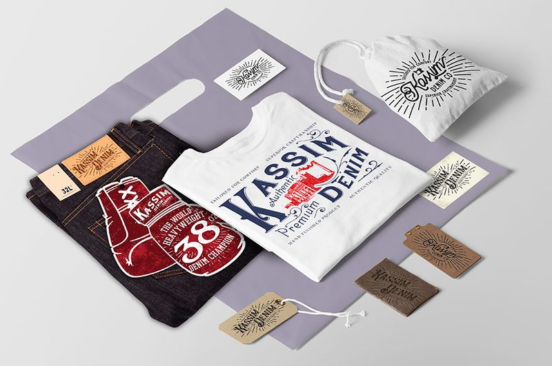 Kassim Branding