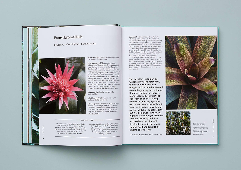 Royal Botanic Gardens, Kew - Get Plants, Book | The Dots