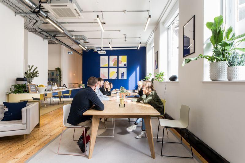 Kontor x Cuckooz Nest // New Office Space