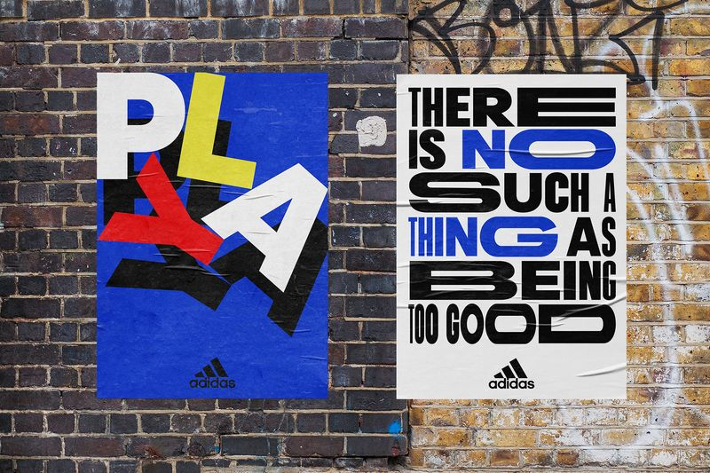 Adidas – Football Creator Base posters