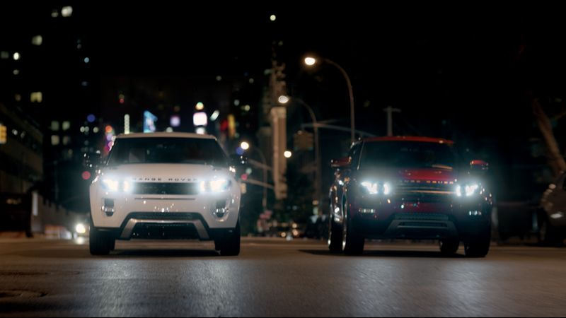 "Range Rover ""Power of Presence"" USA TV Commercial"
