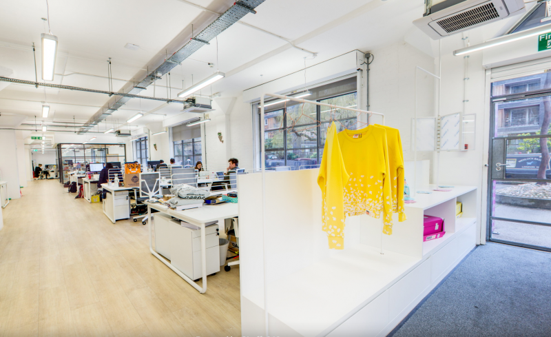 Kontor x PROPERCORN // New Office Space