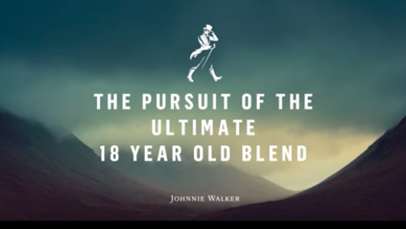 Johnnie Walker 18 - Product Launch