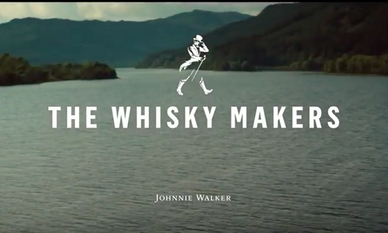 Johnnie Walker - The Blending Process
