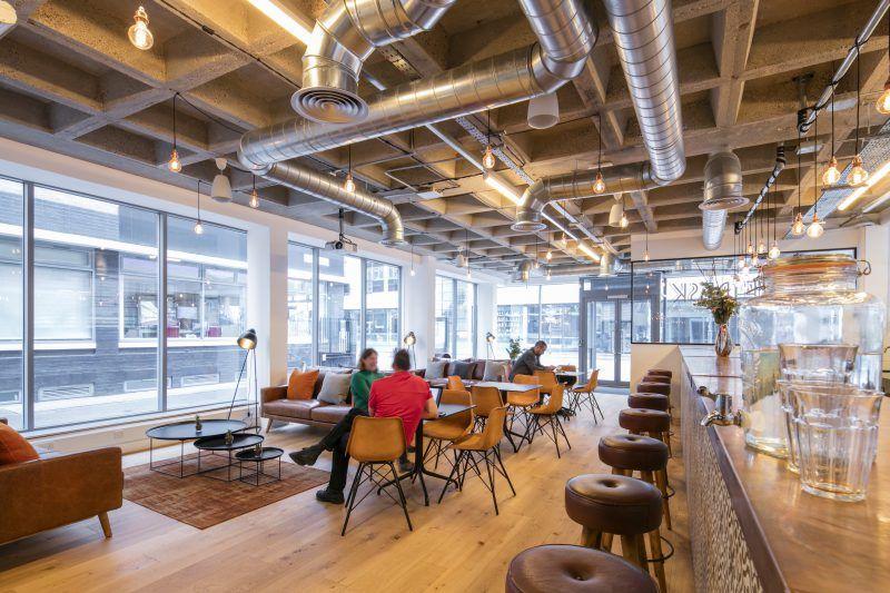 Kontor x Jaguar Land Rover // New Office Space
