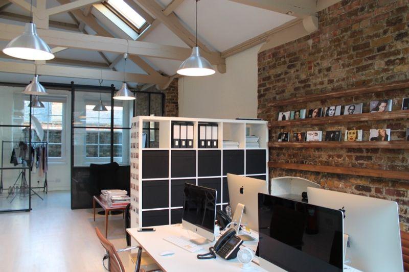 Kontor x Linden Staub // New Office Space