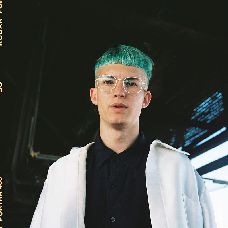 Gus Dapperton for Cortex Creatives Online