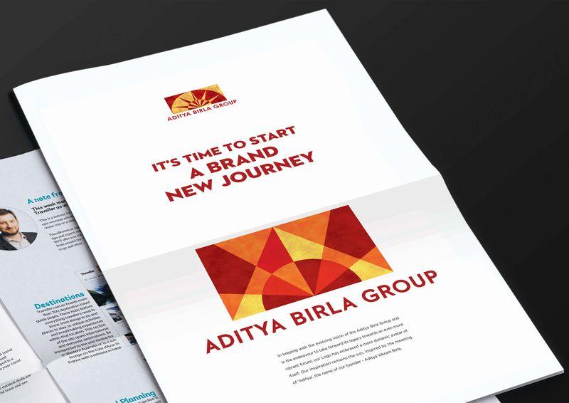 Aditya Birla Group Branding