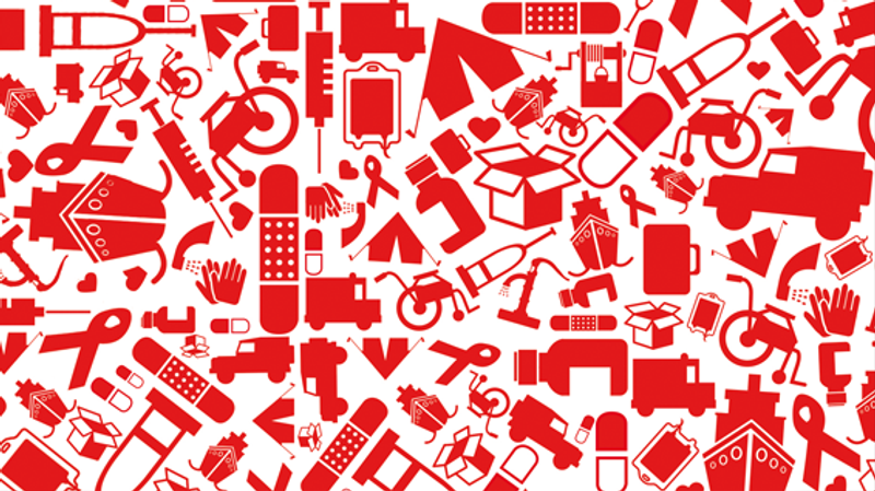 British Red Cross: Report & Accounts