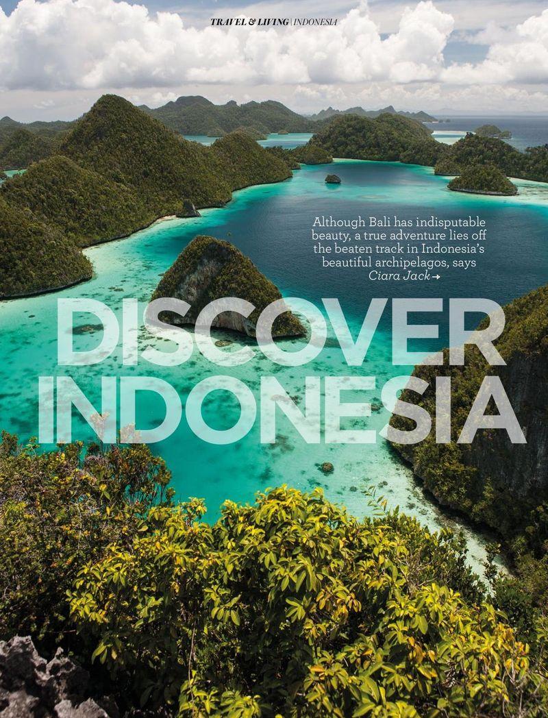 AGA Living: Discover Indonesia feature