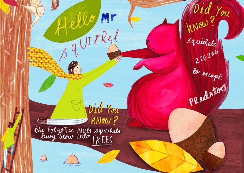 Children's Magazine - Adventure Starts with Riley