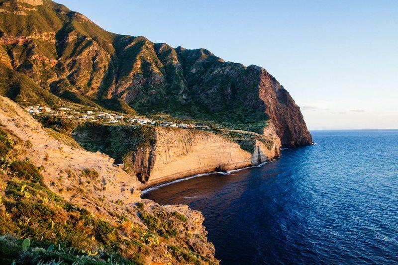 Aeolian Islands: Salina + Stromboli