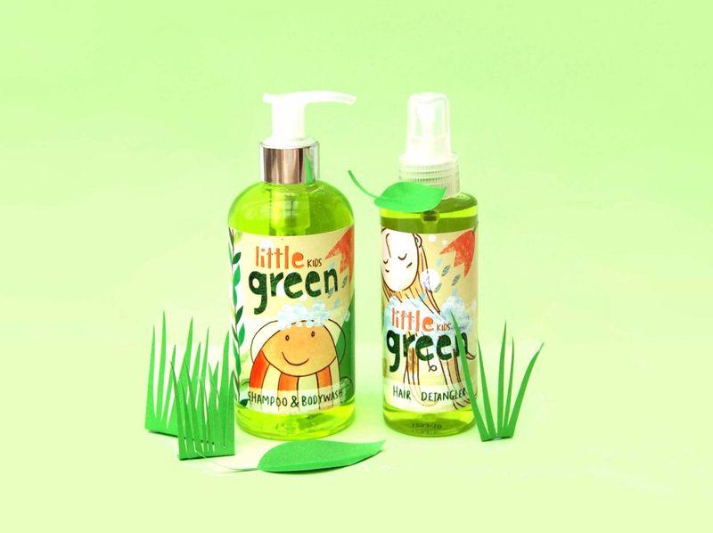 Re-branding A Kids Skin Care Range
