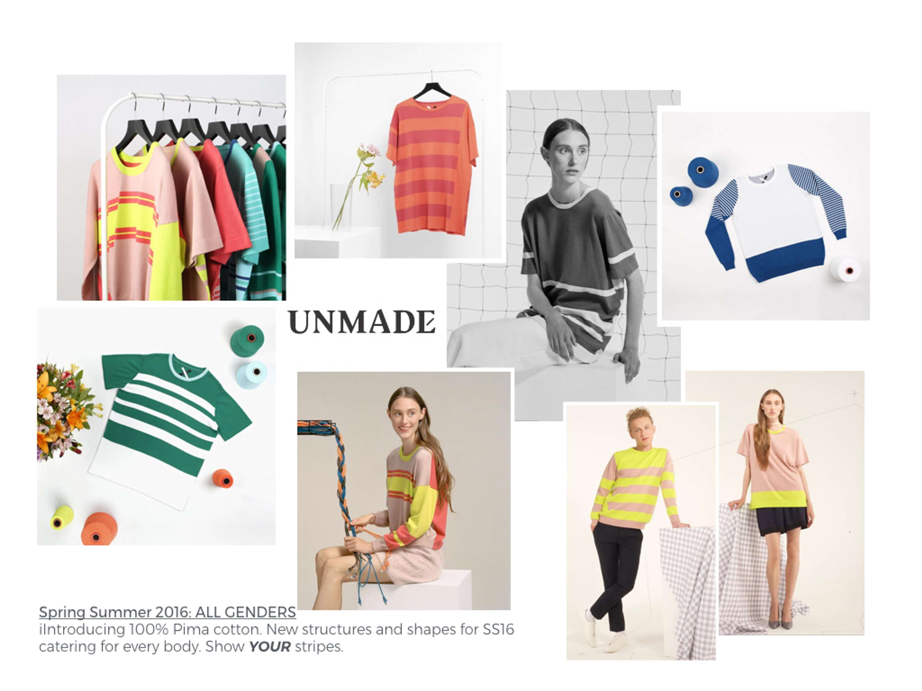 unmade ss16 the dots
