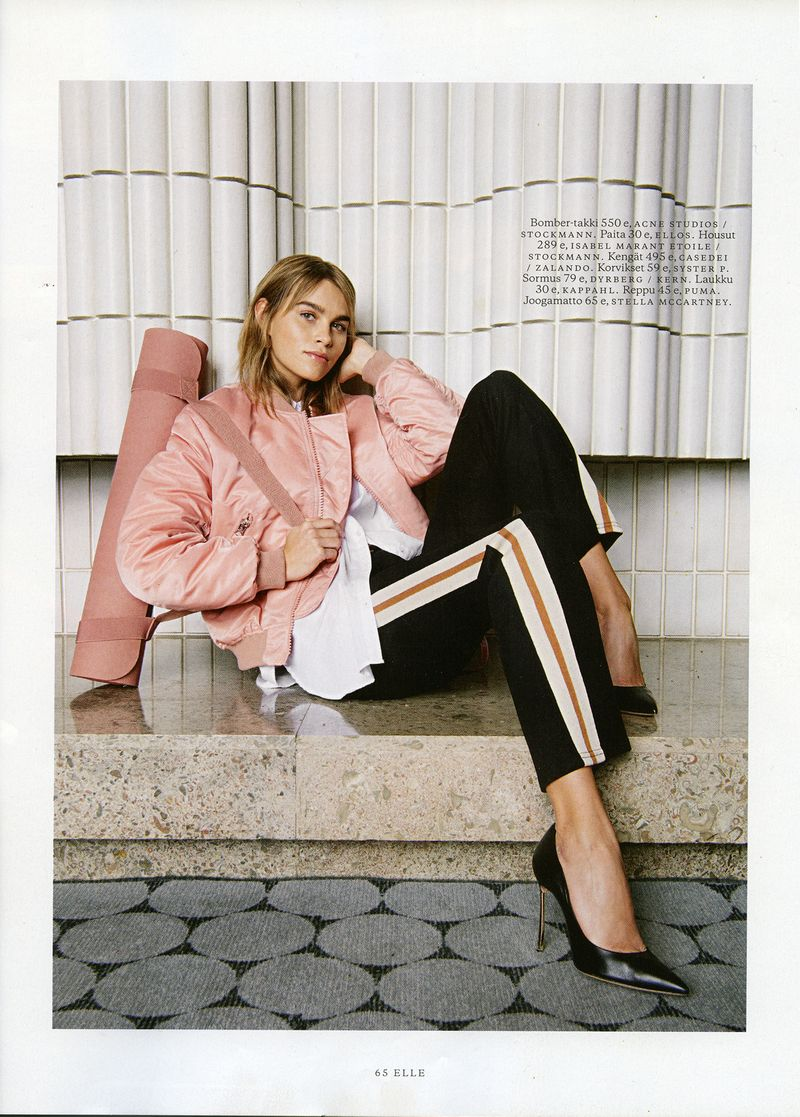 ELLE - Concept, production & styling