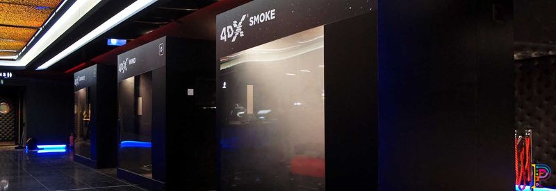 """""""All sense"""" immersive experiential booths for Linney"""