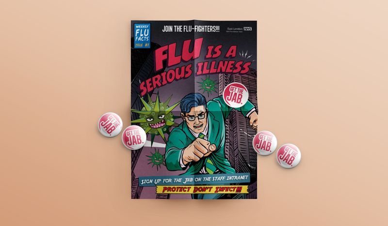 NHS Flu fighters