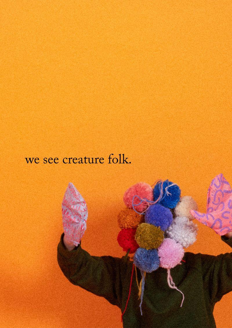 We See Creature Folk