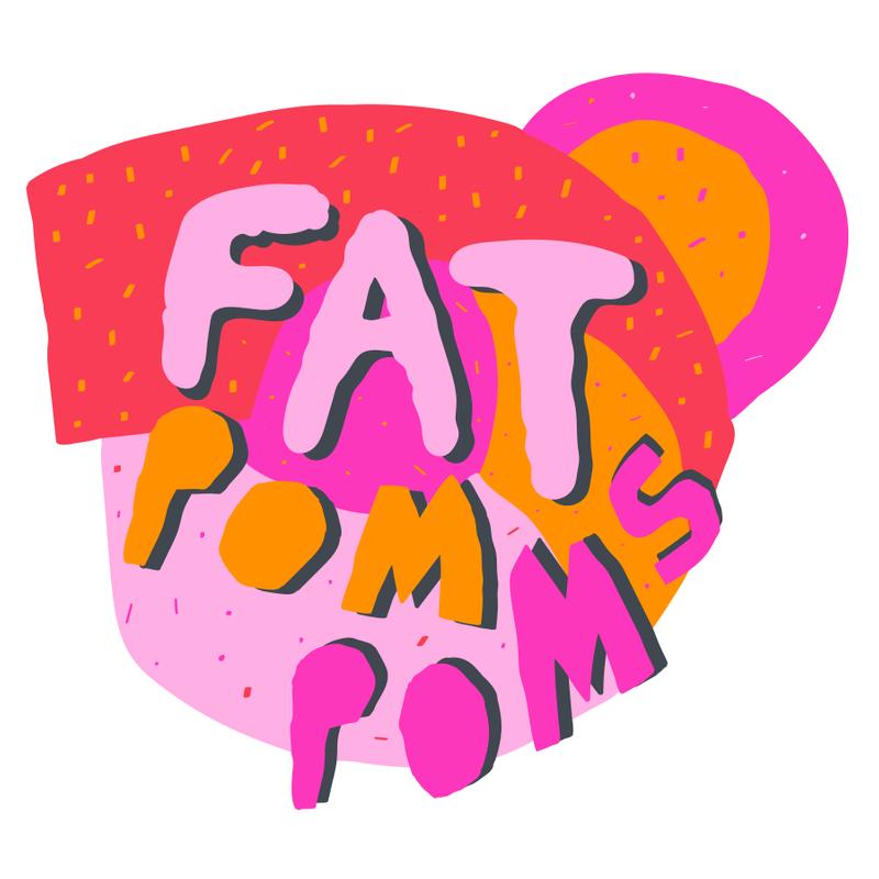 Fat Pom Poms