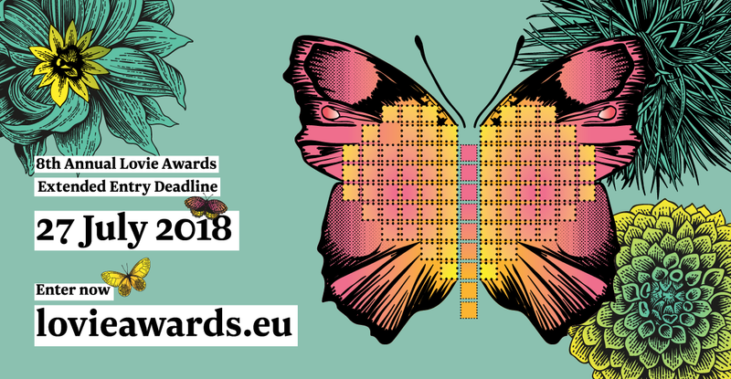 The Lovies 2018 - Extended Entry Deadline