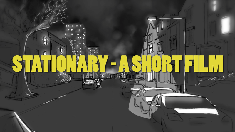 Stationary - A short film about fractured friendship