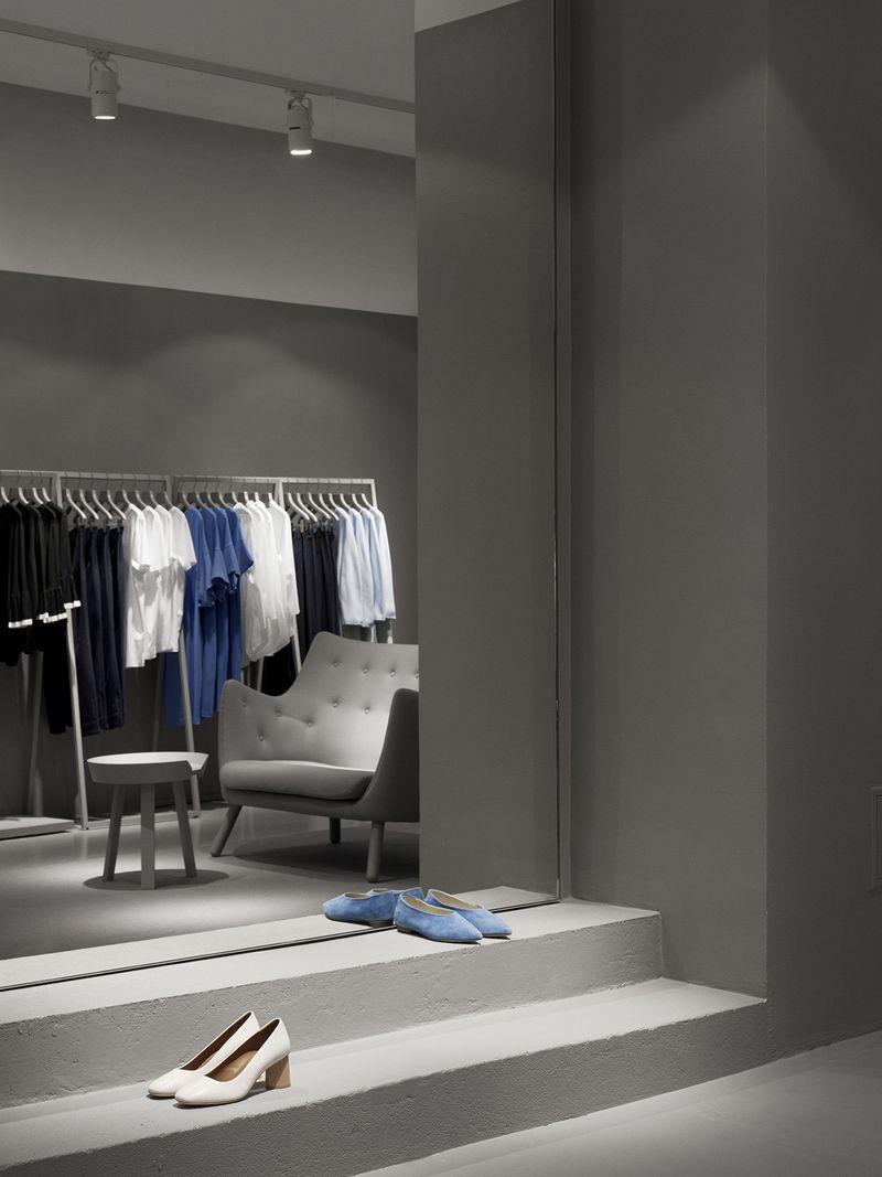 COS pop up store in Copenhagen