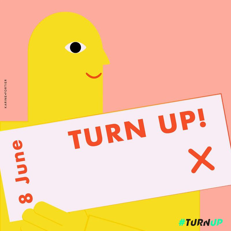 Turn Up Campaign