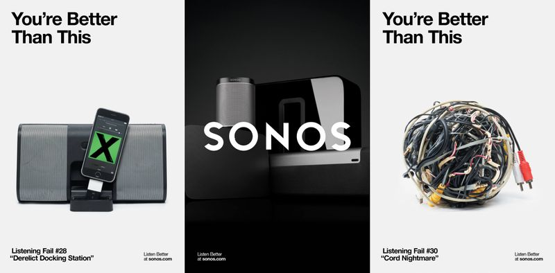 Sonos You're Better Than This