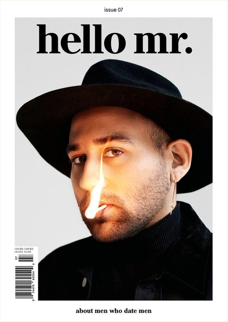 Hello Mr. Issue 7