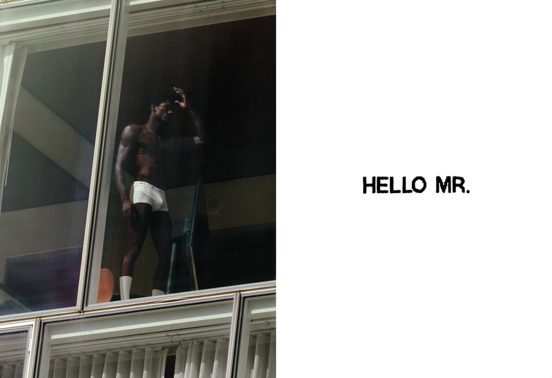Hello Mr. Issue 8