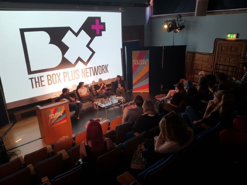 Box Plus Network x Ideas Foundation - Box Plus You