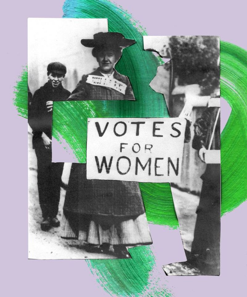 The Problem With The Suffragettes